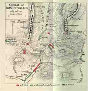 Battle of Roncesvalles Source: http://www.napoleon-series.org/images/military/maps/peninsula/roncesvalles.jpg