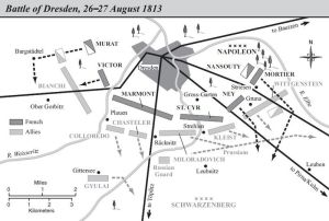 Battle of Dresden 26-27 August 1813