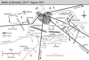 Battle of Dresden 26-27 August 1813
