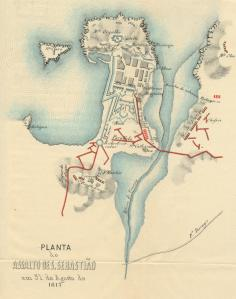 Siege of San Sebastian 1813