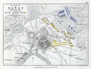 Source: http://en.wikipedia.org/wiki/File:Battle_of_Hanau_1813.jpg