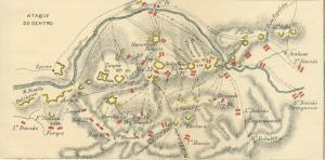 Battle of the Nivelle 10 November 1813