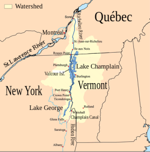 Source: http://en.wikipedia.org/wiki/Lake_Champlain#mediaviewer/File:Champlainmap.svg