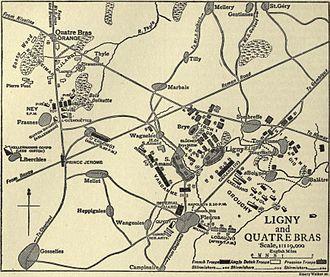 Source: https://en.wikipedia.org/wiki/Waterloo_Campaign#/media/File:EB1911-28-0376-a-Waterloo_Campaign,_Map_II.jpg
